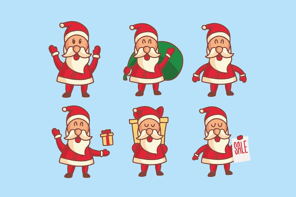 Download Santa Claus by micromove