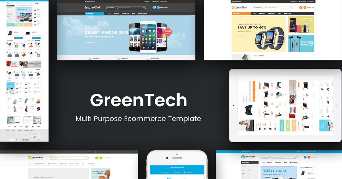 Download GreenTech - Shopping Responsive Prestashop Theme by Plaza-Themes