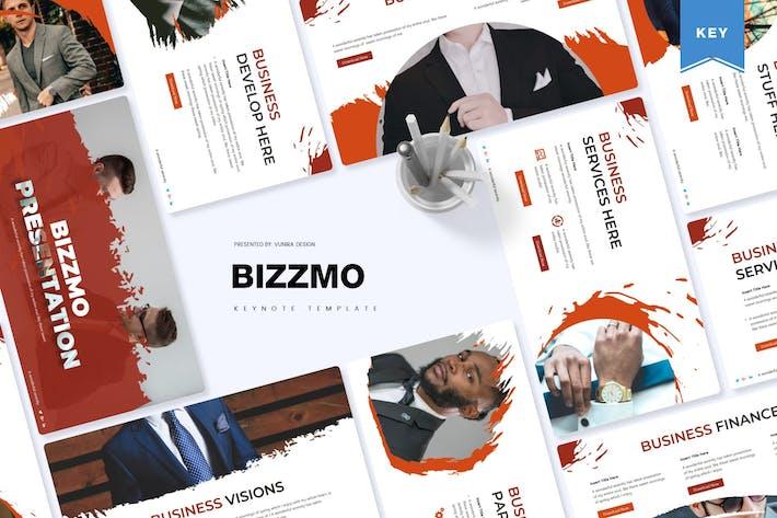 Thumbnail for Bizzmo | Keynote Template