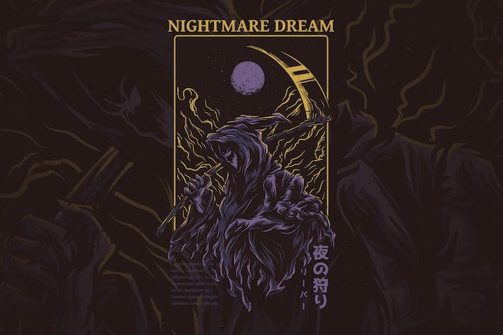 Thumbnail for Nightmare Dream