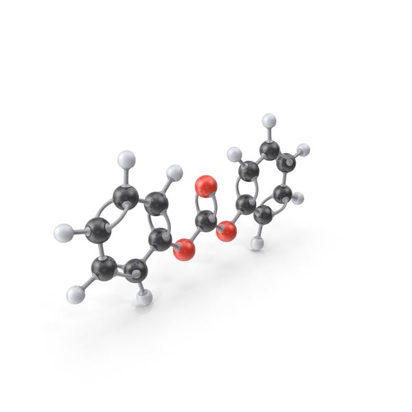 Thumbnail for Diphenyl Carbonate Molecule