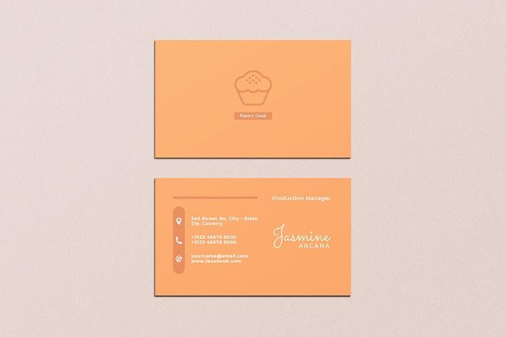 Thumbnail for Business Card Restaurant