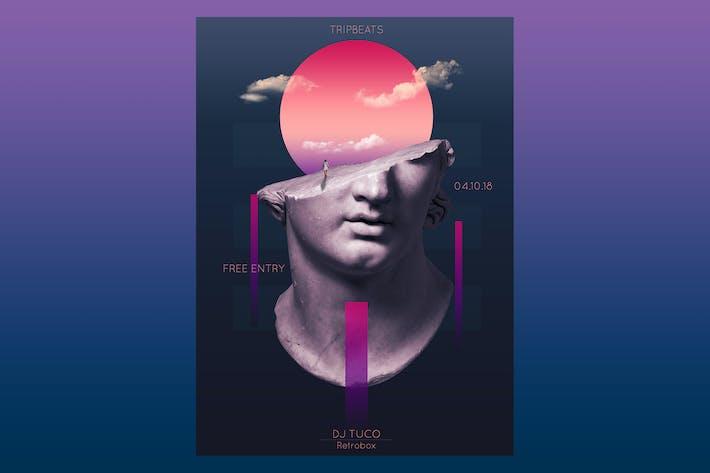 Thumbnail for Tripbeats Flyer Poster
