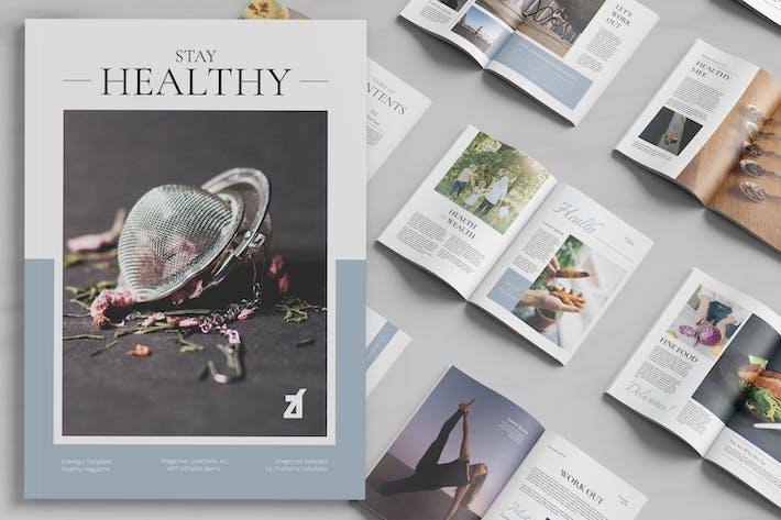 Thumbnail for Bleiben Sie gesund Magazin