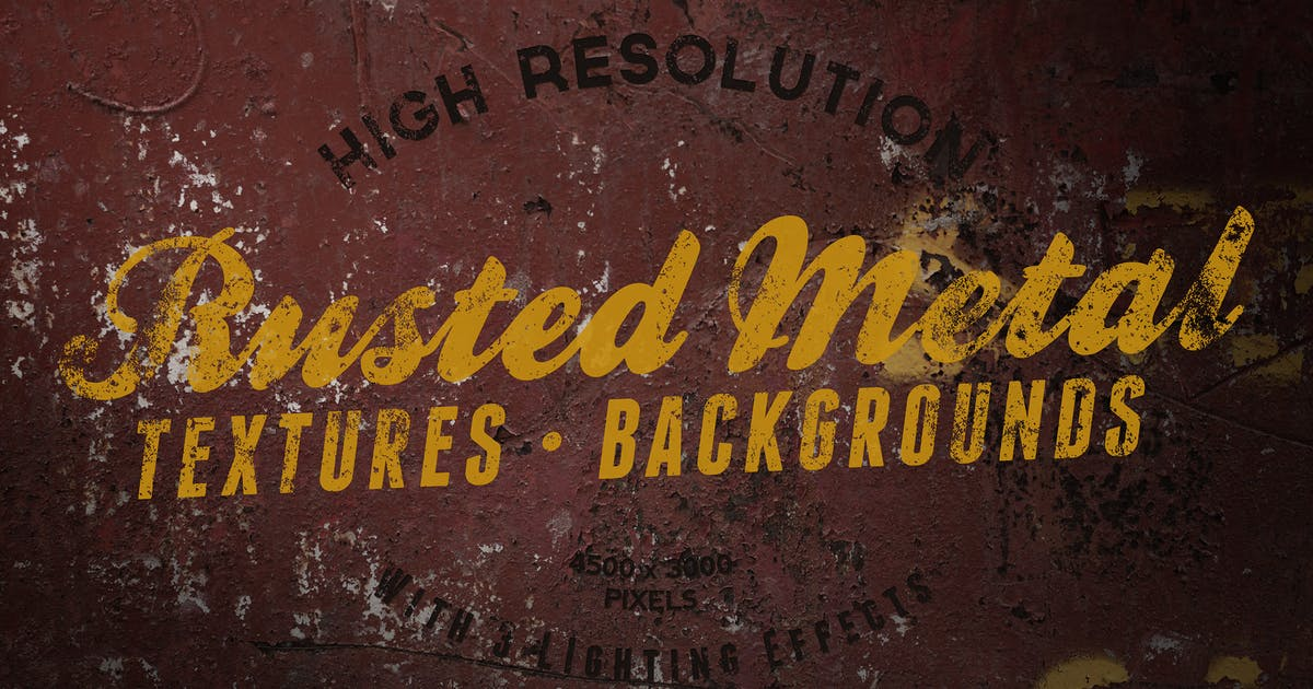 Download Metal Rust, Scratches and Cracks Backgrounds by vasaki