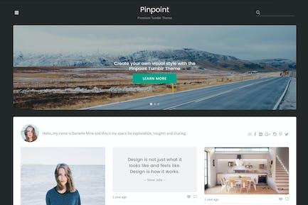 Pinpoint Tumblr Tema