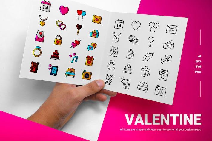 Thumbnail for Valentine - Icon