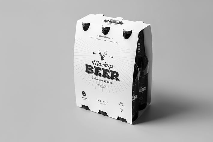 Thumbnail for Beer Mock-up
