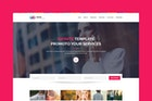 Infinite - CMS Unbounce Template
