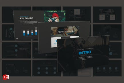 Intro PowerPoint Template