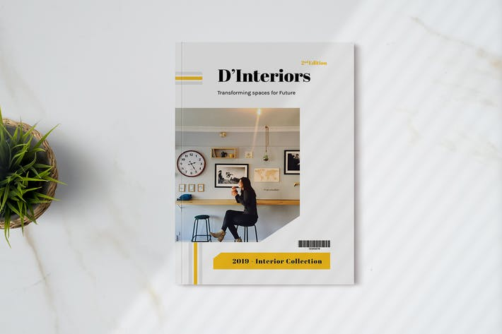 Thumbnail for D' Interior - Magazine