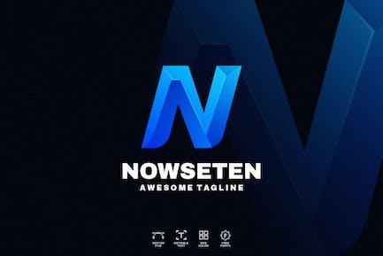 Lettre N Logo Design