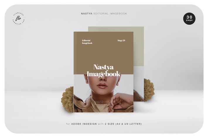 Thumbnail for Nastya Editorial Imagebook