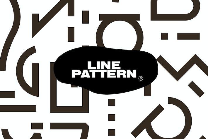 Thumbnail for Line Element Pattern
