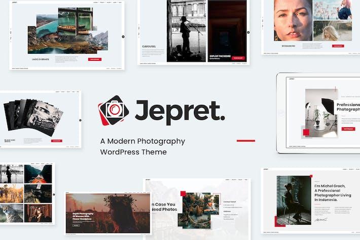 Thumbnail for WordPress e der modernen Fotografie - Jepret