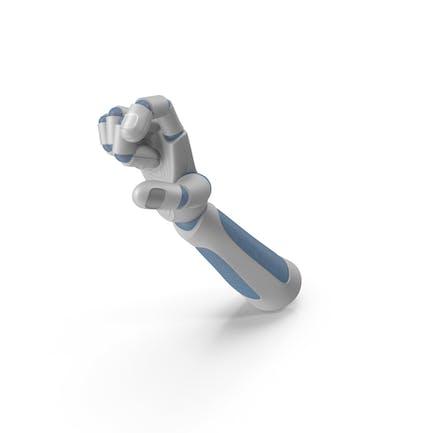 RoboHand Single Object Hold Pose