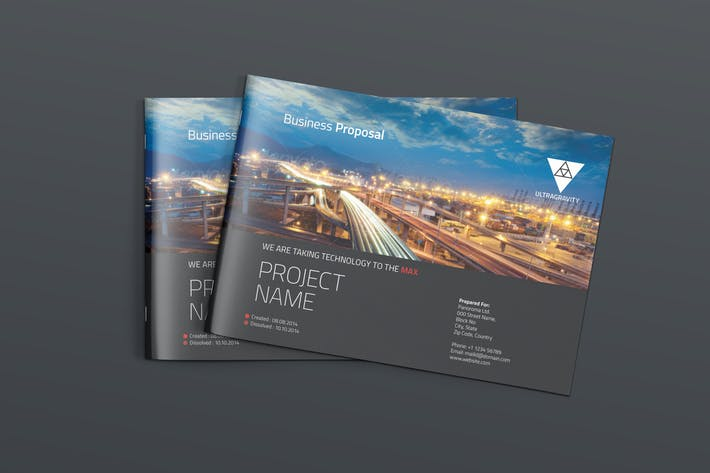 Cover Image For Business Plan
