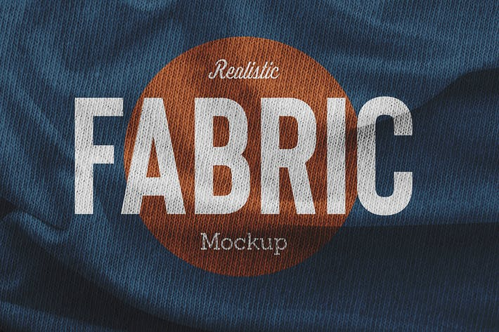 Thumbnail for Fabric Mockup Vol.4