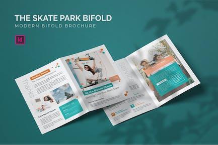 Skate Park - Bifold Brochure