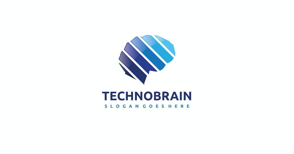 Download Brain Logo by 3ab2ou