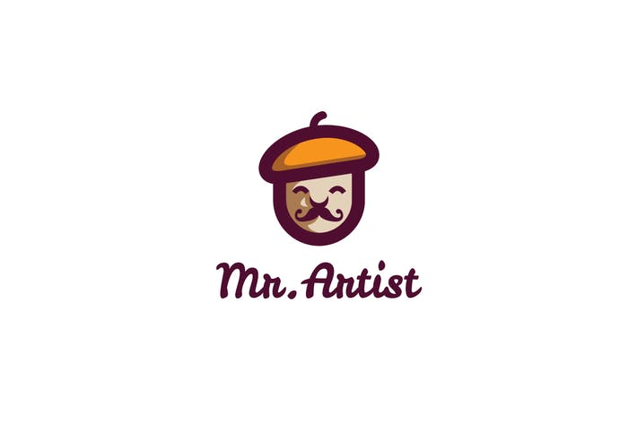 Thumbnail for Mr Artist Logo
