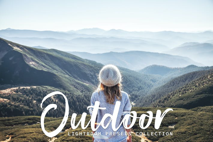 Thumbnail for Outdoor Lightroom Presets Collection