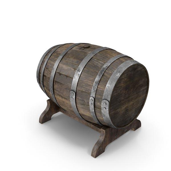 Бочка виски