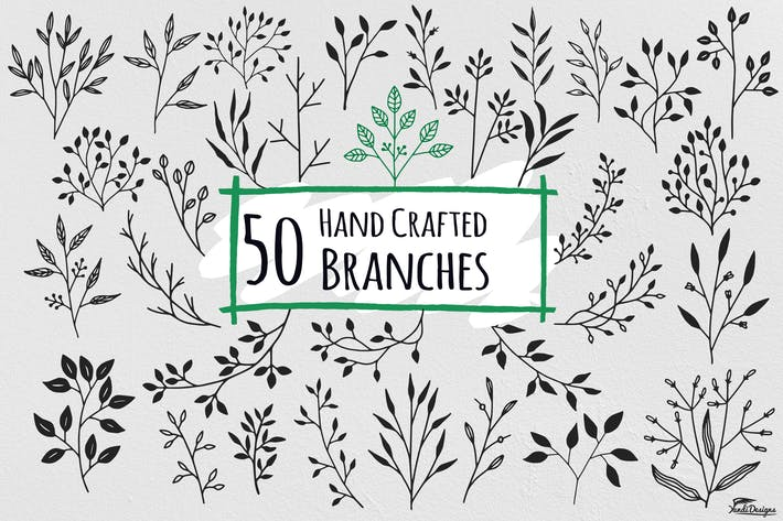 Thumbnail for Hand Crafted Branches Floral