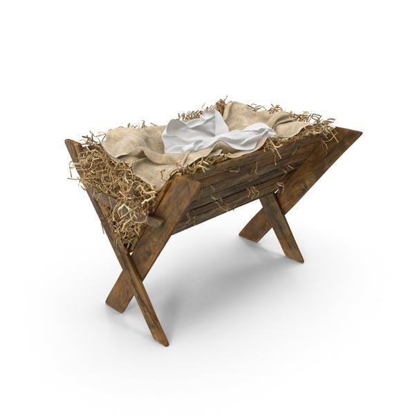 Thumbnail for Nativity Crib
