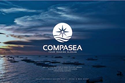Compass Sea Logo