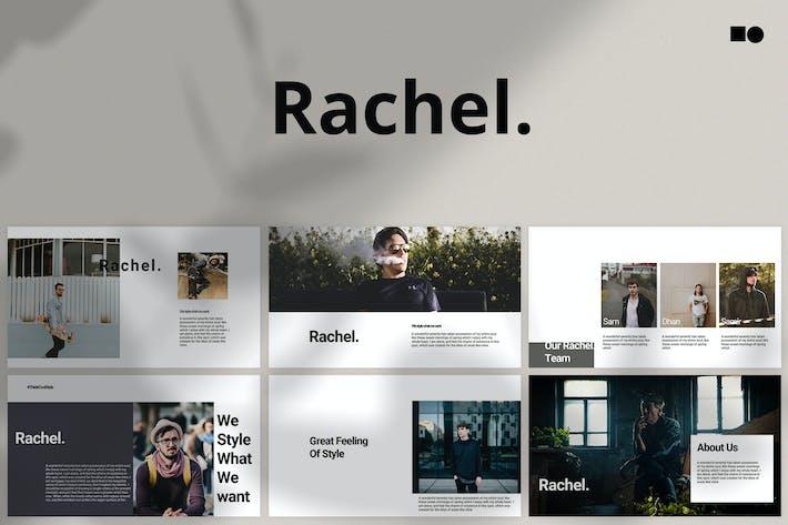 Thumbnail for Рейчел - Пауэрпойнт