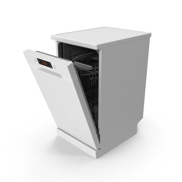 Front Control Dishwasher Machine