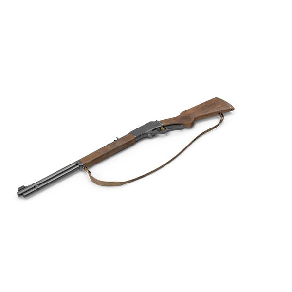Winchester Rifle Marlin Model