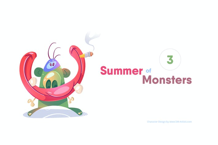 03 Summer of Monsters