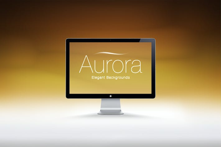 Thumbnail for Aurora Brightful Minimal Backgrounds