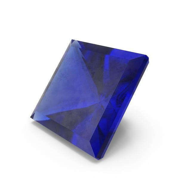 Thumbnail for Square Sapphire