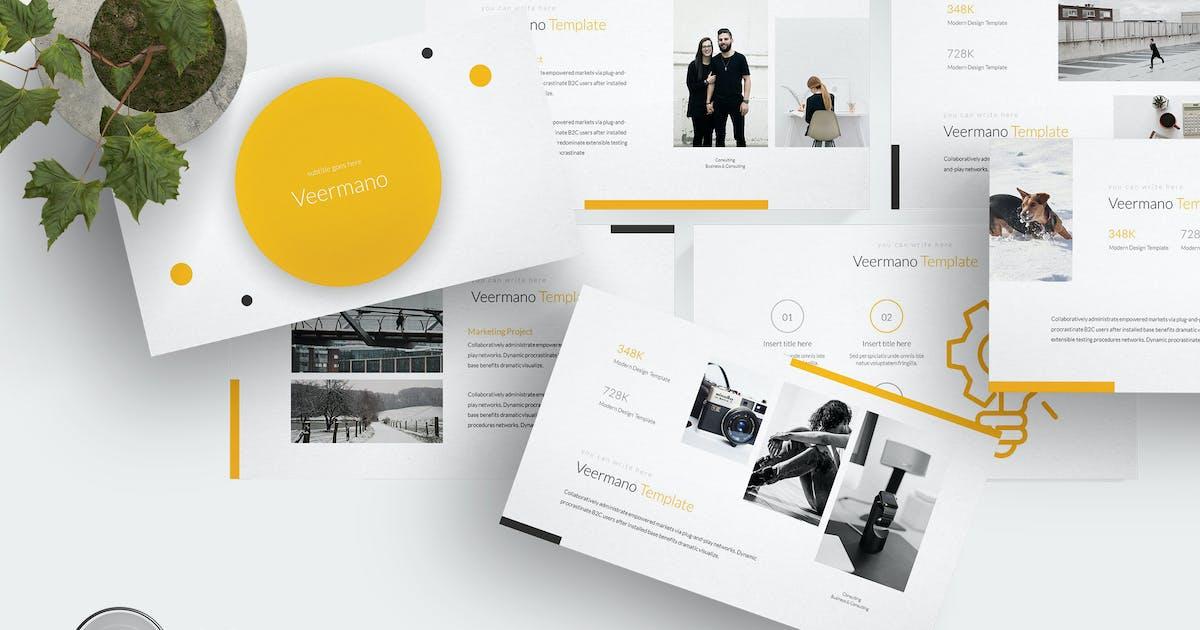 Download Veermano - Powerpoint Template by aqrstudio