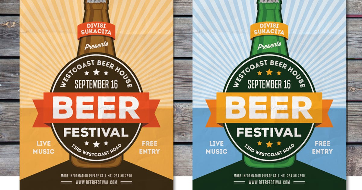 Download Beer Festival Flyer by Unknow