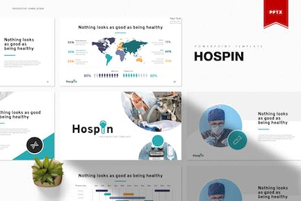 Hospin | Powerpoint Template