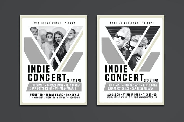 Thumbnail for Indie Concert