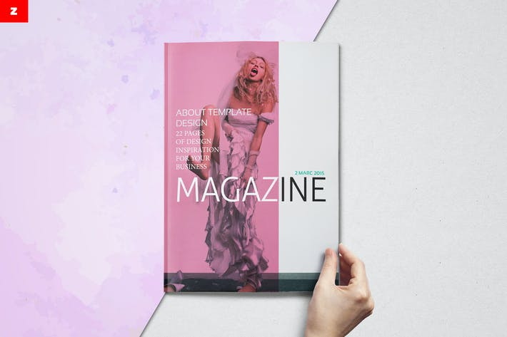 Cover Image For Creative Magazine