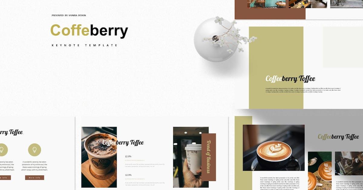 Download Coffeberry | Keynote Template by Vunira