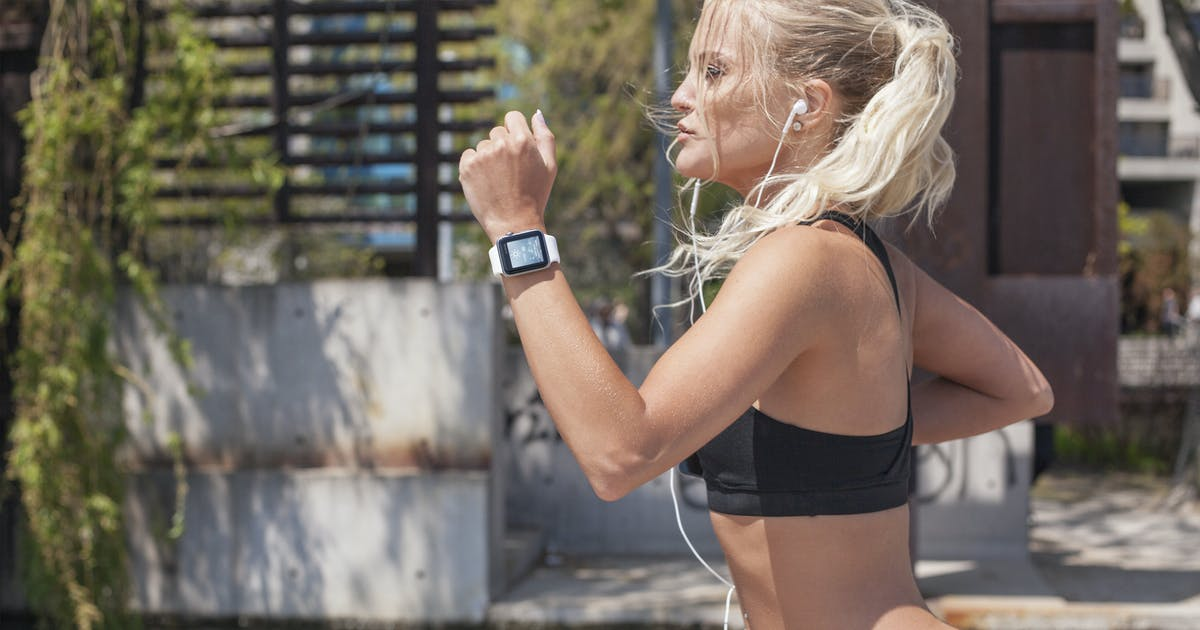 Download Apple Watch Fitness Mockups 1 of 5 by Zedpromedia
