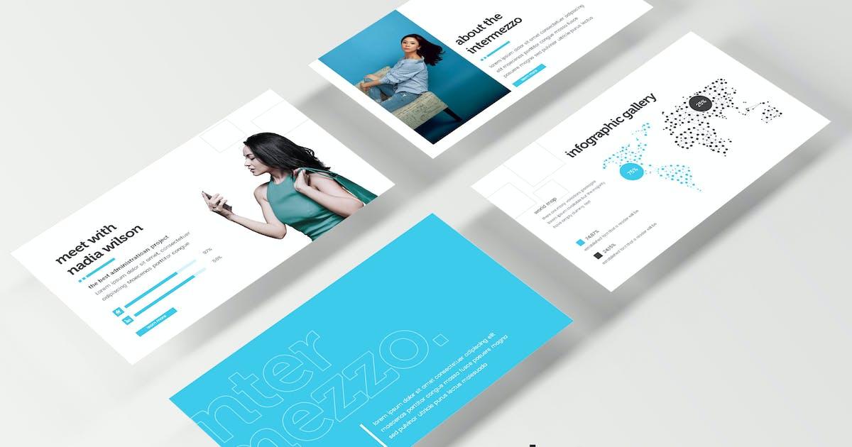 Download Intermezzo - Keynote Template by IanMikraz