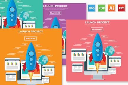 Launch Project design