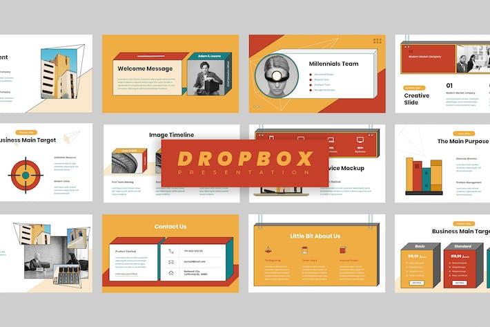 Droboxed - Education Keynote Presentation