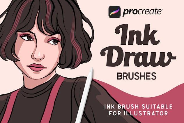 InkDraw - Procrate Brushes