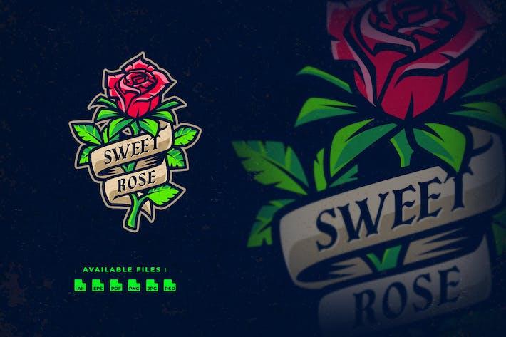 Thumbnail for Sweet Rose Tattoo Logo