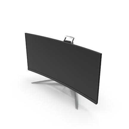 Monitor UltraWide QHD