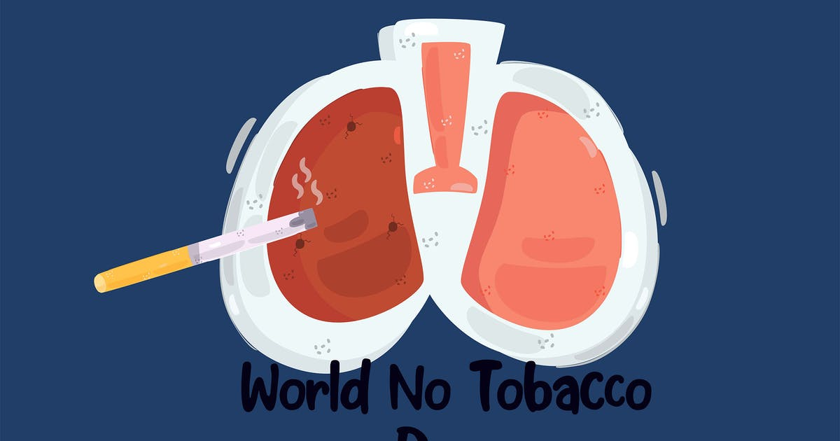 Download World No Tobacco Day Illustration (3) by april_arts